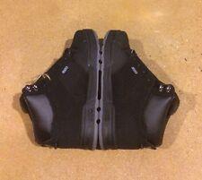 DVS Westridge Size 6 Black Nubuck BMX DC MOTO Snow Series Boots $95