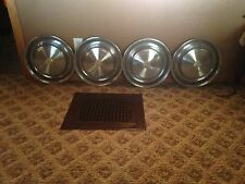 Cadillac 16 Inch Hubcaps