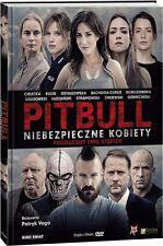 Pitbull. Niebezpieczne kobiety (DVD) 2016 Patryk Vega POLSKI POLISH