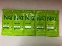 Pruvit Keto OS Nat Lime Time Charged- 5 packs