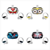Stickers Cute Skin Protective Cover Film For Oculus Quest 2 VR Glasses Handle