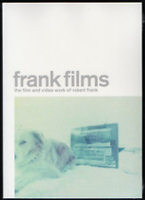 Robert FRANK. Frank Films: The Film and Video Work. Steidl, 2009.