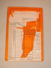 Carnet à Choix Timbres Hongrie N°3