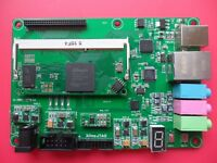 Xilinx FPGA Development Board XC6SLX16, Golden Finger(GF), Core & Expansion