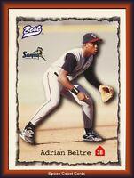 1997 BEST CARD ADRIAN BELTRE MINOR LEAGUE CARD #96 MINT RANGERS DODGERS MARINERS
