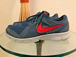 599517-402 Nike Flex Experience Run 2 MEN Size 10 Blue Red