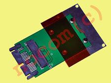 Dell Latitude XT2 interner SSD mSATA auf uSATA Adapter