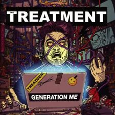 THE TREATMENT - Generation Me (SEALED CD, HARD ROCK, IN STYLE OF ACDC)