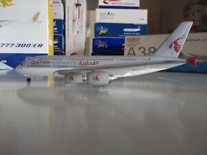 Dragon Wings Qatar Airways Airbus A380-800 1:400 55662