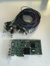AJA Kona LHe Video Capture & Editing PCI-E Card w/Cable