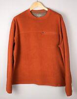 L.L. BEAN Men Fleece Jumper Sweater Size XL AVZ790