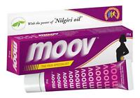 Moov Cream Pain Relief Ointment For Back Joint Knee Body Ayurvedic Nilgiri Oil
