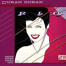 Duran Duran RIO 2nd Album 180g Limited Edition REMASTERED New Sealed Vinyl 2 LP