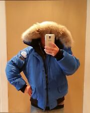 2019 LATEST CONCEPT GREY LABEL CANADA GOOSE BLUE LABEL PBI CHILLIWACK LG PARKA