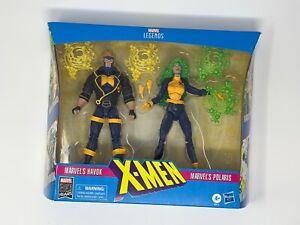 Marvel Legends X-Force Havok and Polaris 2 Pack