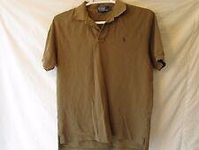Polo Ralph Lauren Brown/Greenish Brown Shirt Size Large