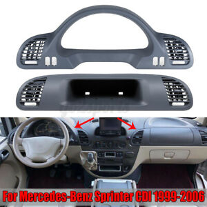 For Mercedes Benz Sprinter CDI 1999-2006 Counter Housing Cover Shelf Compartment