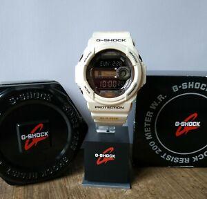 Montre CASIO G-SHOCK GLX-150-7 G-LIDE [3295] #TIDE GRAPH - MOON PHASES