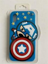 New Marvel CAPTAIN AMERICA Cell Phone Case for iPhone XS