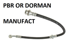 MANUFACT PBR OR DORMAN Brake Hydraulic Hose Front Left 46210 4B005