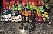50+ Hot Wheels, Matchbox & Other Cars & Trucks 1970s, 1980s, 1990s, 2000s, 2010s