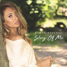 Megan McKenna - Story of Me - New CD Album - Released 06/12/2019