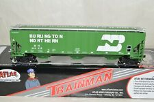 HO scale Atlas Thrall 4750 grain covered hopper Burlington Northern RR 448616