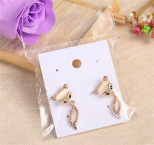New Opal crystal earrings earrings 18 Gold Diamond Earrings Jewelry wholesale