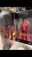 star wars black series carnor jax 6 Inch Hasbro Crimson Empire 50th Lucasfilm Lt