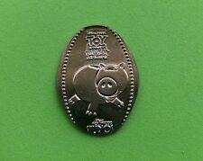 Disney Pressed Penny Toy Story Logo Midway Mania Hamm