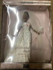 African American Barbie Sophisticated Wedding 2002 Bridal Collection