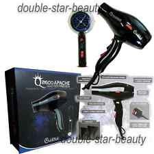 new hair dryer 2600 apache premium nano-tech with brush