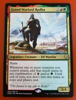 1x Grand Warlord Radha | Dominaria | MTG Magic Cards