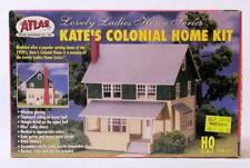 NEW Atlas HO Scale Kit #711 - Kate's Colonial Home Kit