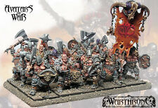 Avatars of War BNIB Marauders of the Apocalypse with Weapon and Shield AOWPL12