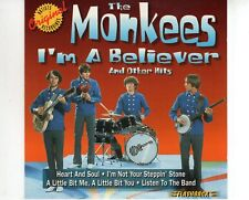 CD THE MONKEES	i'am a believer	EX-  (B2791)