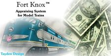 Fort Knox - Kato - Model Trains Inventory + Appraising System