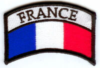 FRANCE FLAG INSIGNA MILITARIA OPEX FLAG PATCHES PATCH