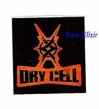 DRY CELL Gutt Judd Hartwell Impur Zombie Rod SM Sticker