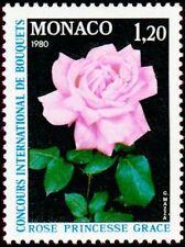 "MONACO N° 1200 ""BOUQUETS, ROSE PRINCE GRACE""NEUF xxTTB"