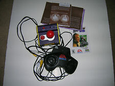 NAMCO 5 IN 1 PLUG IN VIDEO GAME AND EA SPORTS PLUG IN VIDEO GAME