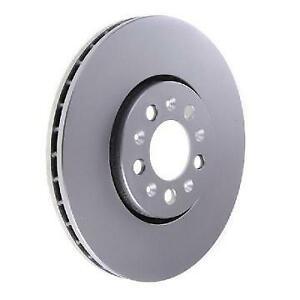 Eicher Premium OE Front Brake Disc Pair For Skoda Fabia MK1 VRS