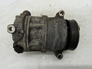 JAGUAR XFR X250 A/C AIR CONDITION PUMP ASSEMBLY 8W83-19D629-AC 5.0 V8 2008-2011