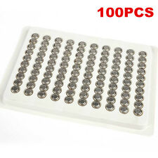 100 pcs SR626SW AG4 377 LR626 Alkaline Button Cell Watch Battery Batteries 1.55V
