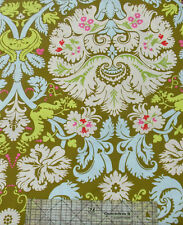 Amy Butler Belle Acanthus Olive Fabric