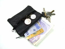 Unbranded Faux Leather Wallets for Men with Zipper Closure