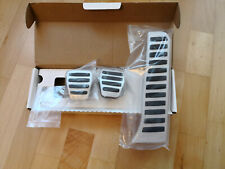 VW GOLF/ TIGUAN/ CC Aluminium Pedale für Schaltgetriebe