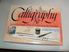 Ken Brown Calligraphy Kit Classic Dip Style Right Hand used
