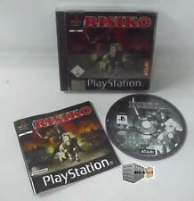 Risiko   - Sony PlayStation 1 - PS1 - Kult - mit Anleitung