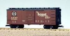 "USA Trains 19075 Steel Box Car ""Santa Fe"" #27081"